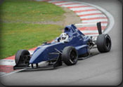 Firman Cars F1000 at Brands Hatch